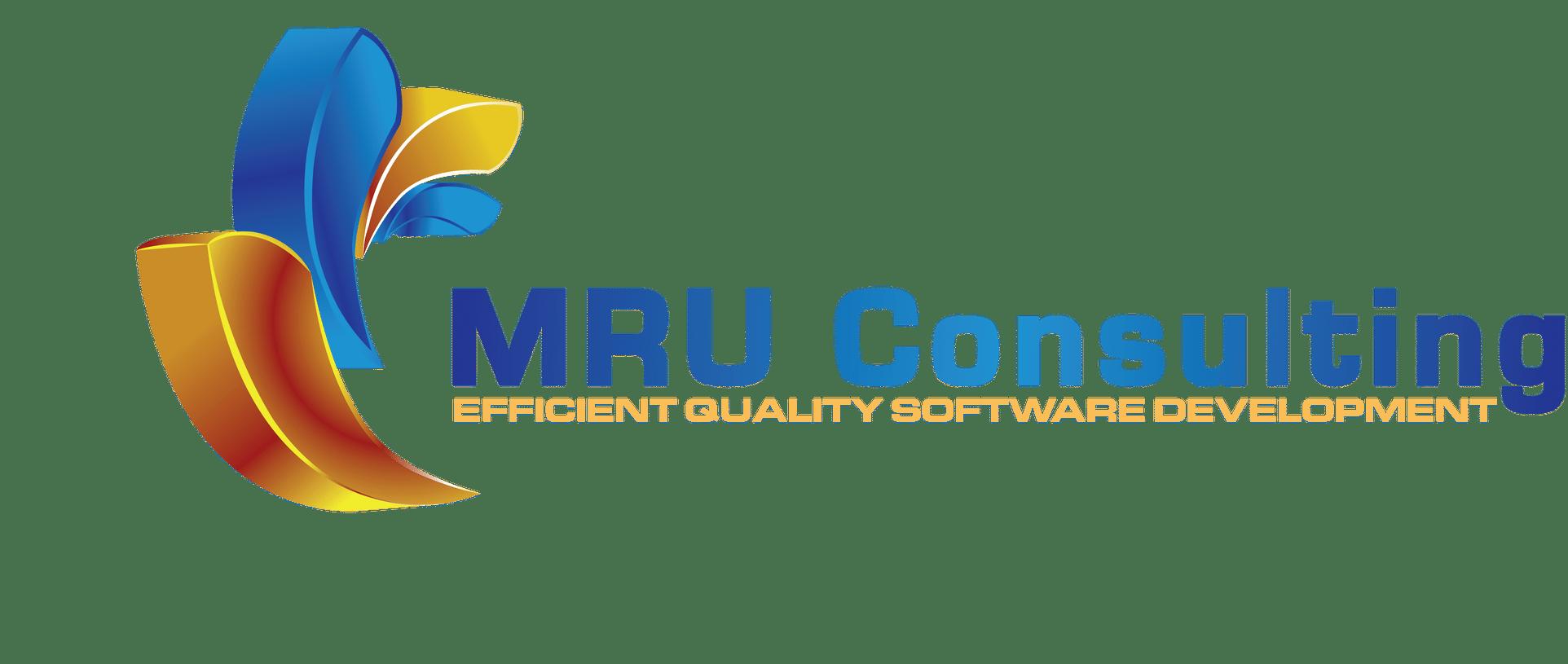 MRU Consulting Logo